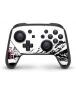 Frieza Wasteland Nintendo Switch Pro Controller Skin