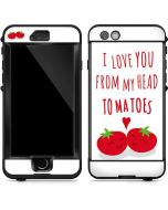 From My Head Tomatoes LifeProof Nuud iPhone Skin