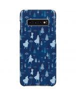 Frozen II Pattern Galaxy S10 Plus Lite Case