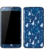 Frozen II Pattern Galaxy S5 Skin