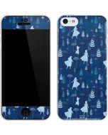 Frozen II Pattern iPhone 5c Skin
