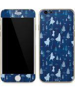 Frozen II Pattern iPhone 6/6s Skin