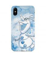 Frozen Olaf iPhone XS Max Lite Case
