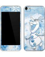 Frozen Olaf Apple iPod Skin