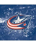 Columbus Blue Jackets Frozen Galaxy S6 Edge Skin