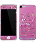 Fruit of the Spirit Apple iPod Skin