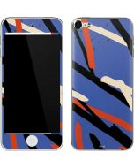 Abstract Lines Apple iPod Skin