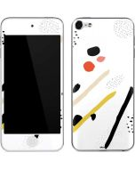Dots and Dashes Apple iPod Skin