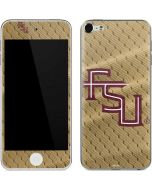 FSU Gold Print Apple iPod Skin