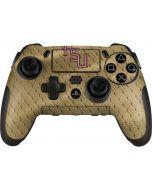 FSU Gold Print PlayStation Scuf Vantage 2 Controller Skin