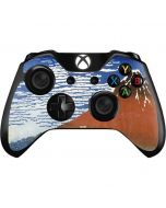 Fuji Mountains in clear Weather Xbox One Controller Skin