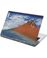 Fuji Mountains in clear Weather Yoga 910 2-in-1 14in Touch-Screen Skin