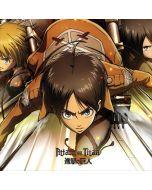 Eren Mikasa And Armin iPhone 8 Pro Case