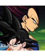 Dragon Ball Z Goku & Vegeta Nintendo Switch Joy Con Controller Skin