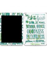 GAL 5:22-23 Apple iPad Skin