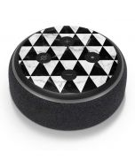 Geometric Marble Amazon Echo Dot Skin