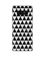 Geometric Marble Galaxy Note 8 Skin