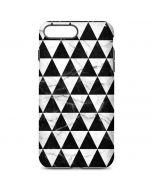 Geometric Marble iPhone 8 Plus Pro Case