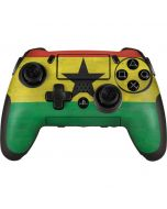 Ghana Flag Distressed PlayStation Scuf Vantage 2 Controller Skin