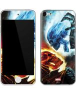 Ghost Rider Collision Course Apple iPod Skin
