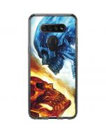 Ghost Rider Collision Course LG K51/Q51 Clear Case