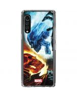 Ghost Rider Collision Course LG Velvet Clear Case