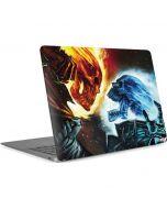 Ghost Rider Collision Course Apple MacBook Air Skin