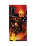 Ghost Rider Drags Chain Galaxy Note 10 Pro Case