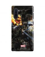 Ghost Rider Laughs Galaxy Note 10 Pro Case