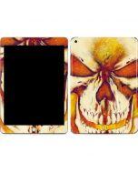 Ghost Rider Skull Apple iPad Skin