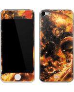 Ghost Rider Spirit of Vengeance Apple iPod Skin