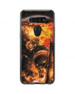 Ghost Rider Spirit of Vengeance LG K51/Q51 Clear Case