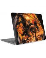 Ghost Rider Spirit of Vengeance Apple MacBook Air Skin