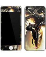 Ghost Rider Wall Ride Apple iPod Skin