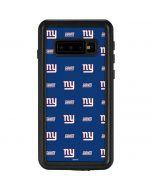 New York Giants Blitz Series Galaxy S10 Waterproof Case
