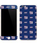 New York Giants Blitz Series iPhone 6/6s Plus Skin