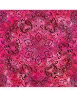 Pink Zen Amazon Echo Skin