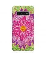 Ginseng Flower Galaxy S10 Plus Lite Case