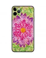 Ginseng Flower iPhone 11 Pro Max Skin