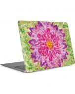 Ginseng Flower Apple MacBook Air Skin
