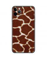 Giraffe iPhone 11 Pro Max Skin