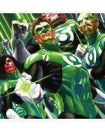 Green Lantern Rings iPhone XS Waterproof Case