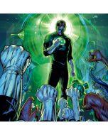 Salute to Green Lantern Apple iPad Air Skin