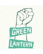 Green Lantern Power Fist HP Envy Skin