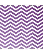 Purple Chevron Amazon Echo Skin