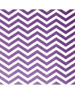 Purple Chevron Apple iPod Skin