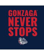 Gonzaga Never Stops HP Envy Skin