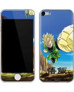 Gohan Power Punch Apple iPod Skin