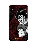 Goku and Shenron iPhone XS Max Lite Case