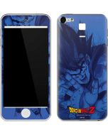 Goku Charging Up Apple iPod Skin